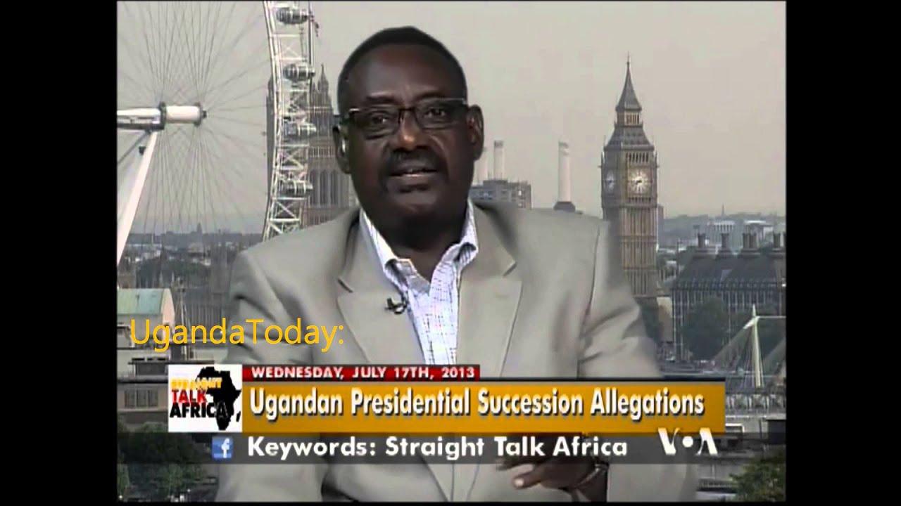 Gen. David Sejusa,Straight talk Africa - YouTube