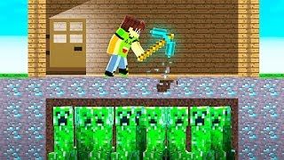 I TROLLED MY FRIENDS With The GREATEST TRAP in Minecraft!
