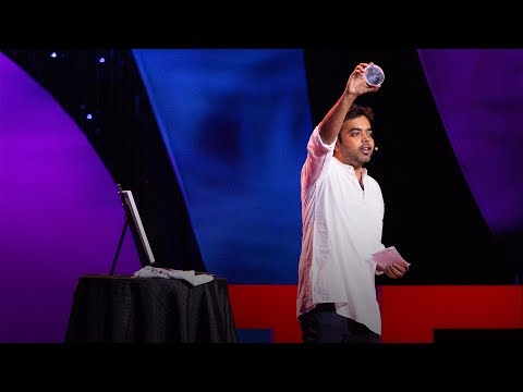 Ink made out of air pollution | Anirudh Sharma