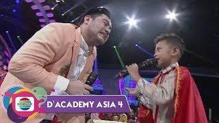 Duet Maut Bos IPUL dan KING NASSAR 'Goyang Dumang' | DA Asia 4