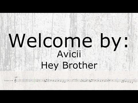 Baixar Trumpet Cover ~ Avicii - Hey Brother