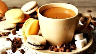 MORNING MUSIC - Amazing Coffee Music For Happy and Positive Energy