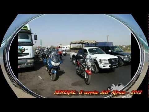 Viaggio in moto Senegal Africa - Moto Avventure