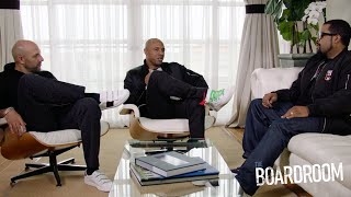 The Boardroom   BIG3/Ice Cube with Jay Williams, Rich Kleiman