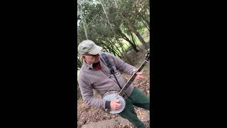/steve martin plays banjo in the woods to calm the world during coronavirus pandemic