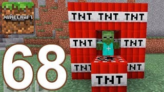 Minecraft: Pocket Edition - Gameplay Walkthrough Part 68 - Survival (iOS, Android)