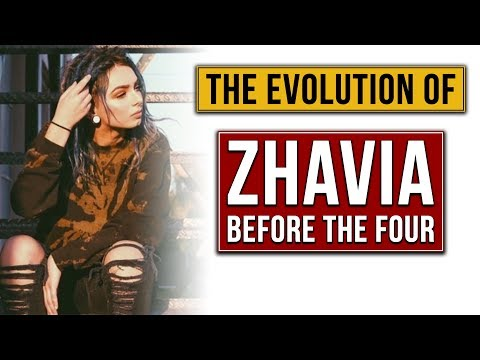 The Evolution of Zhavia: Her Music before The Four   The Four on Fox