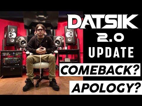 Datsik 2 0 Comeback Debate (feat. cRux)