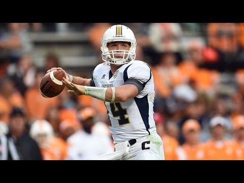 Jacob Huesman, Quarterback, UT-Chattanooga: Highlights