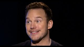 Chris Pratt Plays the Snack Game | Oh My Disney