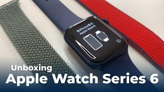 Apple Watch Series 6 - Unboxing en español