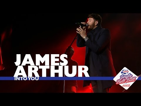 James Arthur - 'Into You/Ignition' (Live At Capital's Jingle Bell Ball 2016)