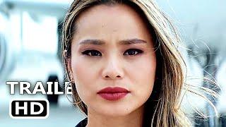 THE MISFITS Trailer (2021) Jamie Chung, Pierce Brosnan Movie