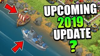 UPCOMING 2019 NEW UPDATE DETAILS - New Hero, New Troops In Clash Of Clans