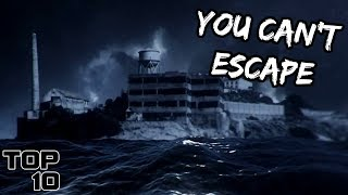 Top 10 Scary Alcatraz Urban Legends