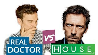 "DOCTOR challenges HOUSE MD | ""Control"" S1E14 