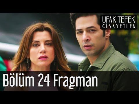 Ufak Tefek Cinayetler 24. Bölüm Fragman