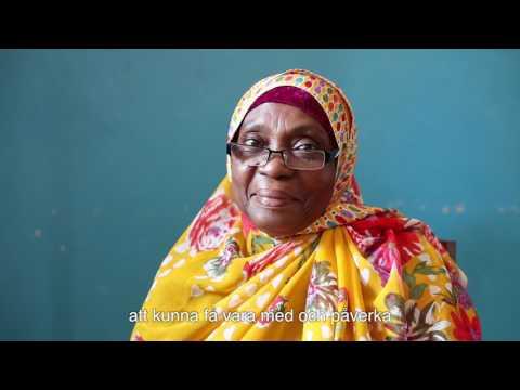 Specsavers överlämningsresa till Zanzibar 2017