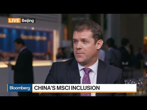 How Morgan Stanley Is Preparing for China's MSCI Inclusion