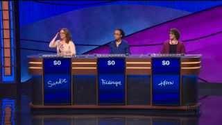 Worst Jeopardy Ever