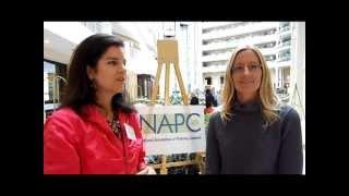 NAPC President Vanessa Sarria interviews economist Heidi Shierholz