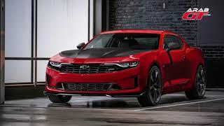 سيارة العضلات الأمريكية كمارو 2019 المحدثة تظهر رسمياً     -