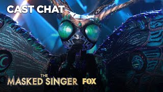 The Butterfly Is Michelle Williams! | Season 2 Ep. 9 | THE MASKED SINGER