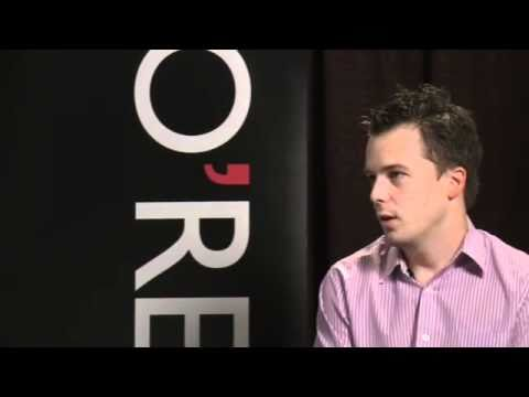 Lukas Biewald interviewed at Web 2.0 Expo New York - YouTube