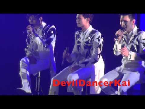 [HD]SHINee Replay ACOUSTIC ver HIROSHIMA DAY1