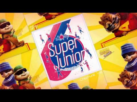 Super Junior - SPY (Chipmunk Ver.)