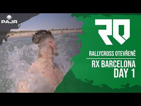 Skvělý začátek závodního týdne - RALLYCROSS OTEVŘENĚ