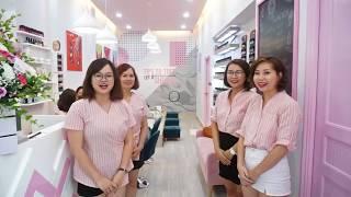 Clip quảng cáo facebook cho tiệm làm nail tại Hà Nội