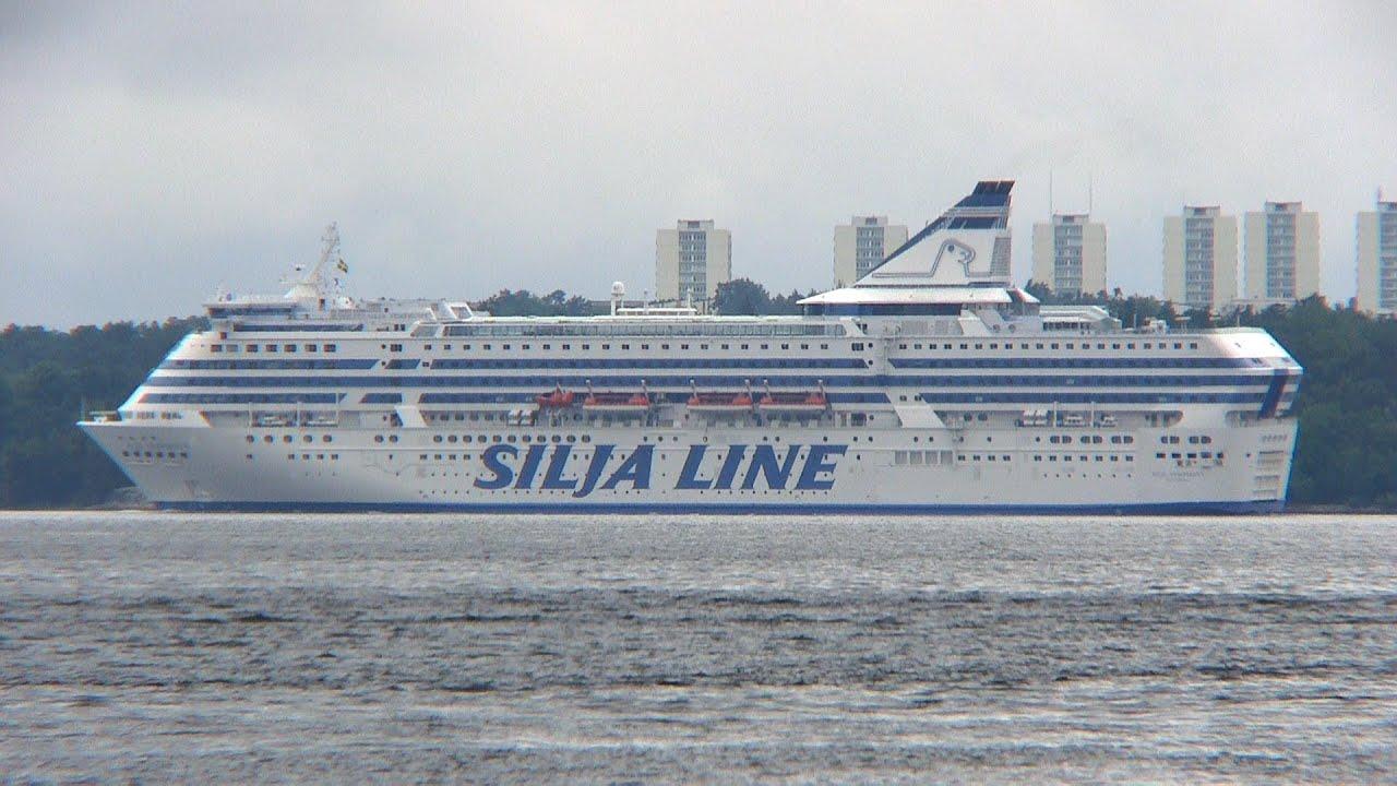 Silja Line Alkoholin Vienti Laivaan