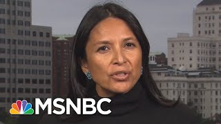 Voter ID Law In ND Targets Tens Of Thousands Of Native Americans   Velshi & Ruhle   MSNBC