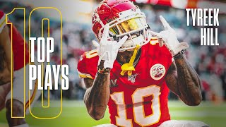 Tyreek Hill's Top 10 Plays from the 2019 Season