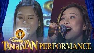Tawag ng Tanghalan: Shemee Buenaobra vs. Joy Niña Carciller