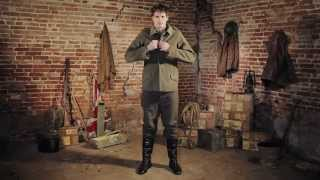 A Soldier's Kit - WW1 Uncut: Dan Snow - BBC