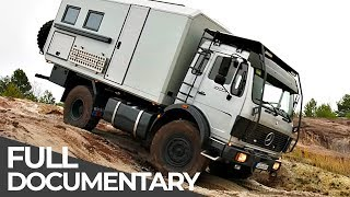 Exceptional Engineering | Offroad Caravan Monsters | Free Documentary