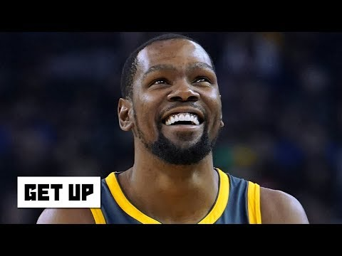The Warriors have a Plan A and B for Kevin Durant's free agency decision – Windhorst | Get Up