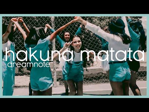 [DANDELION] DreamNote(드림노트) _ Hakuna matata(하쿠나 마타타) | Dance Cover