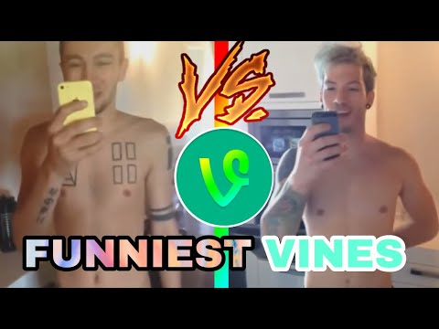 Who Has The BEST VINES? TYLER VS JOSH