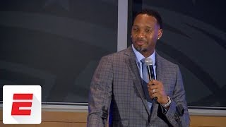Tracy McGrady inducted into Orlando Magic Hall of Fame | ESPN