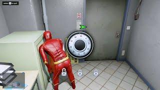 GTA 5 - Flash đi trộm két sắt tiệm tạp hóa | ND Gaming