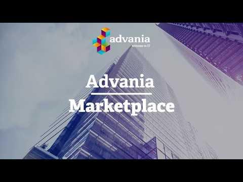 Advania Marketplace
