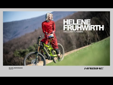 Helene Fruhwirth - Welcome to Haibike