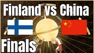 Finland vs China | 2v2 World Cup Finals
