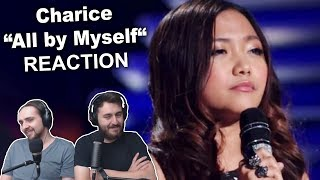 """""""Charice - All by Myself"""" Reaction"""