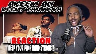 First Time hearing Akeem Ali ( Keemy Casanova ) | Reaction