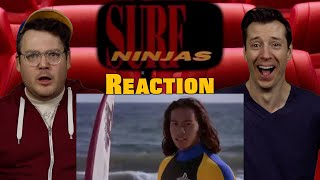 Surf Ninjas - Trailer Retro Reaction / Review / Rating