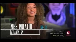 Miss Mulatto best moments in The Rap Game House